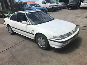 1990 Honda Integra Coupe AUTO - CHEAP Lakemba Canterbury Area Preview