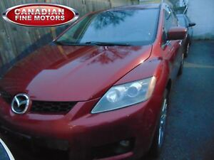 2007 Mazda CX-7 GT | LEATHER ROOF |