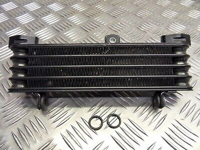 TRIUMPH SPEED TRIPLE 1050 OIL COOLER 2011 TO 2015