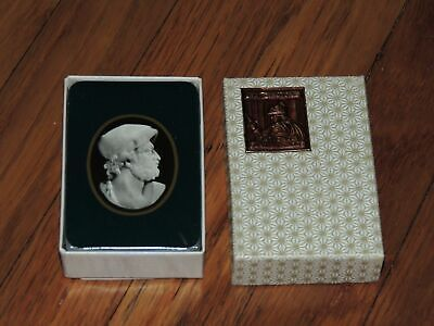 NEW deck Waddingtons Patience Playing Cards Renaissance Art/Sculpture, used for sale  Shipping to Canada