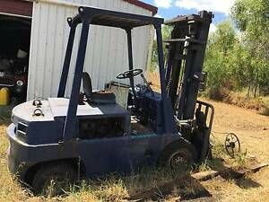 Forklift, 3 ton runs on unleaded Kingsthorpe Toowoomba Surrounds Preview