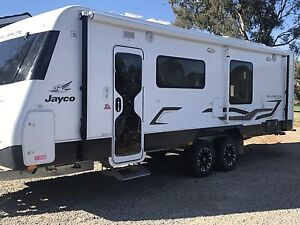 Jayco Silverline Outback 25 Foot Caravan North Tamworth Tamworth City Preview