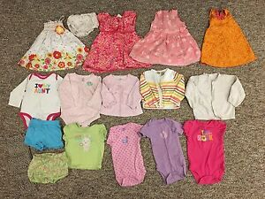 12 months girls assortment