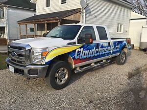 Cheap Pickup To Drive!! - Dual Fuel  F350 4x4