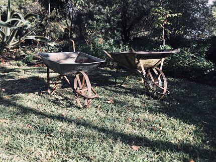Rustic Wheelbarrows Holder Weston Creek Preview