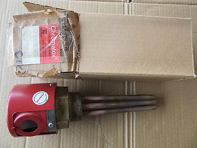 Chromalox 156147426 Tank Heater Element Emt-203 480v 3-phase 3kw New In Box