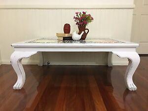 Mosaic cofffee table Lambton Newcastle Area Preview