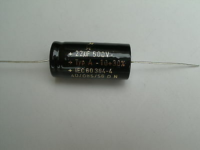 Axial Capacitor Owner S Guide To Business And Industrial