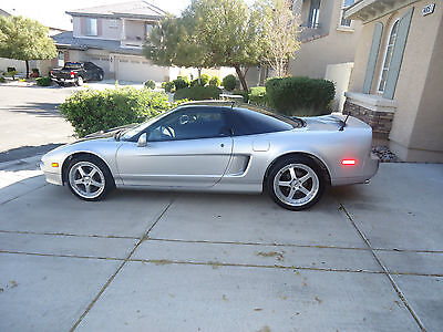 1991 Acura  on 1991 Acura Nsx Base Coupe 2 Door 3 0l   Used Acura Nsx For Sale In Las