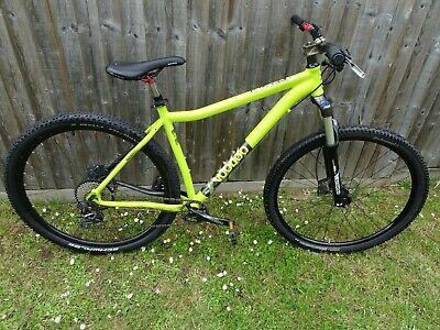 Voodoo Bizango 29er Large 20' Men's Hardtail/Mountain Bike with Many New Parts