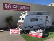 2004 Majestic 16' Tourer Pop Top Caravan Hampstead Gardens Port Adelaide Area Preview