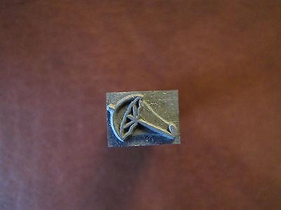 Kingsley Hot Foil Stamp Machine Umbrella On 18 Pt. Body