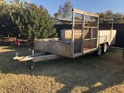 Tandem axle trailer Highfields Toowoomba Surrounds Preview