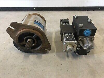 Fmtv Winch Hydraulic Pump And Control Valve M1078 M1083 Lmtv Mtv