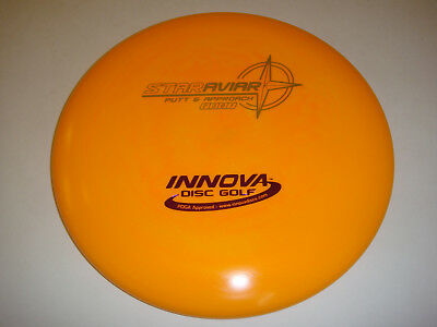 Disc Golf Innova Star Aviar Putter Putt Approach Stable 169G Orange