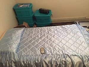 Ultramatic massage and lift bed