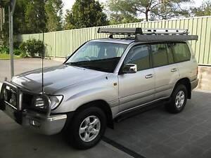 2001 Toyota LandCruiser GXV Sahara Karuah Port Stephens Area Preview