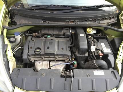 citroen c3 pluriel coolant oveflow header tank,bottle,reservoir St Marys Penrith Area Preview