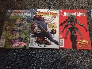 Animal Man (New 52)