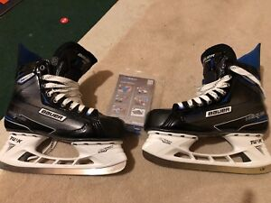 Bauer NEXUS 2900 Senior Size 8.5 ( size 10 US shoe )