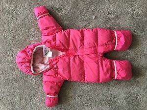18 Mth Colombia Snow Suit