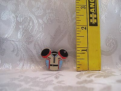Walt Disney Mickey Mouse JR ICON MISSION SPACE EPCOT COSTUME TRADING Lapel - Walt Jr Costume
