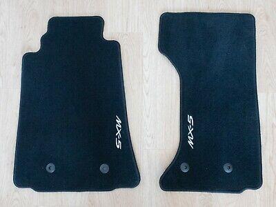 MP Velours Fußmatten Edition blau für Mazda MX-5 MX5 III NC ab Bj.2006-2009