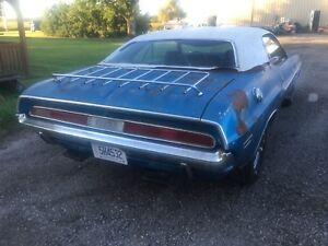 1970 Dodge Challenger $17000 this weekend