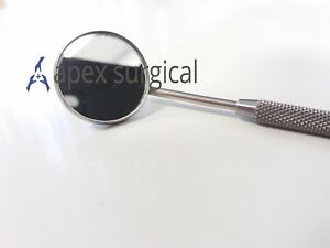 Pro DENTAL MOUTH INSPECTION MIRROR + HANDLE Dentist Dentistry Tool Instrument