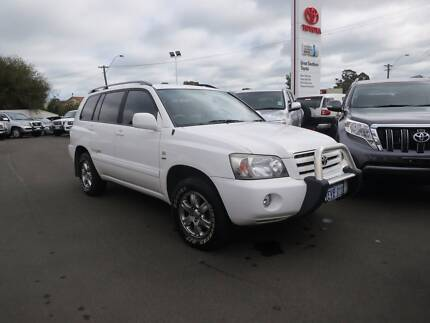 2004 Toyota Kluger  7 Seater AWD $12900 GREAT SOUTHERN TOYOTA Katanning Pallinup Area Preview