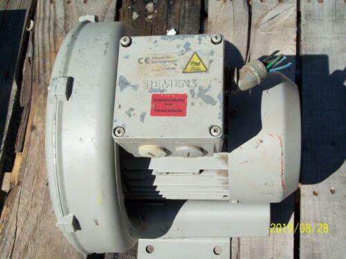 SIEMENS ELMO-G 2BH1400-1AK12 VACUUM PUMP