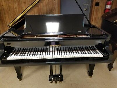 6034a2ae4171 WM KNABE MODEL A GRAND PIANO TOTAL RESTORATION