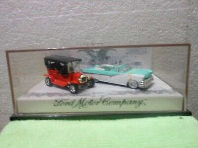 Hot Wheels Ford Motor Co. 2-Car Set-1:64 scale LIMITED EDITION