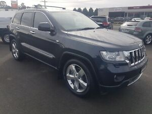 2012 Jeep Grand Cherokee LIMITED (4x4) Diesel Wagon Warragul Baw Baw Area Preview