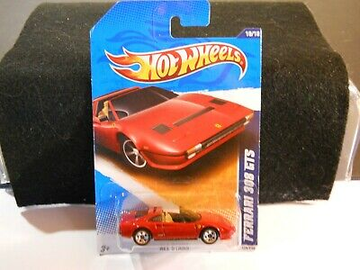 Hot Wheels - 1/64 - 1976 Ferrari 308 GTS - Red - VHTF - Nice