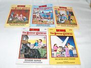Boxcar Children Lot