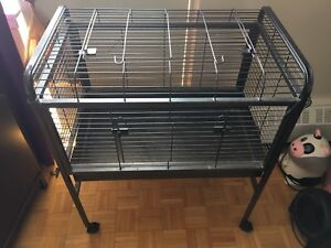 Large size cage for small animals.