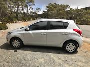Hyundai i20 Active, 5Dr 2014 Hobart CBD Hobart City Preview