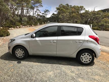 REDUCED Hyundai i20 Active, 5Dr 2014 Hobart CBD Hobart City Preview