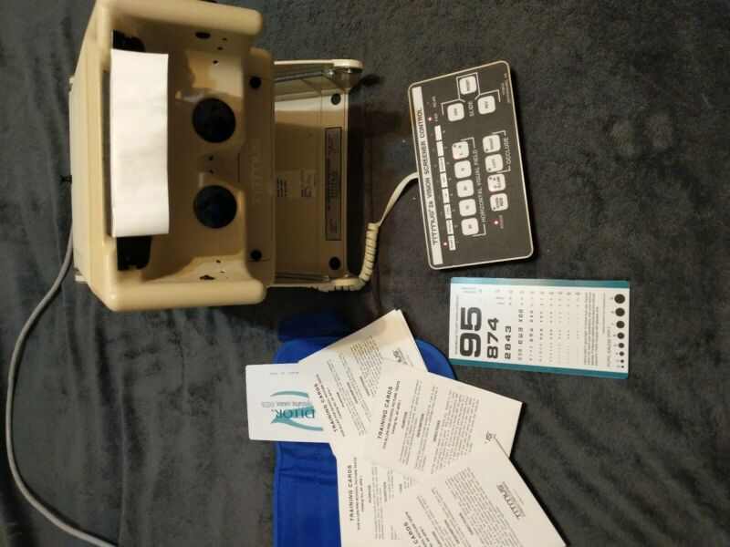 Titmus 2A Vision Screener & Control Works