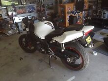 Cbr 600 street fighter swap Tumut Tumut Area Preview