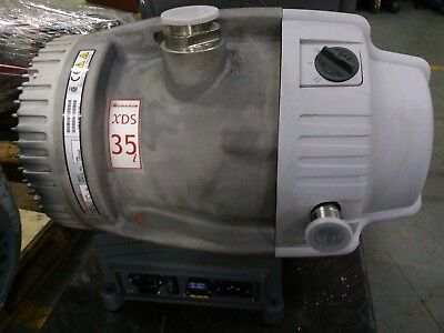 Edwards Xds35i Dry Scroll Pump Tested Working