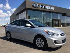 2017 Hyundai Accent GL Bluetooth, Heated Seats, Remaining com...