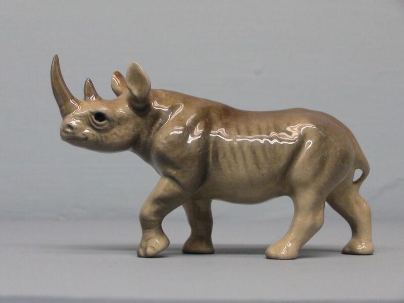 Retired Hagen Renaker Specialty Rhino