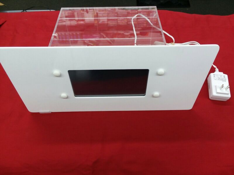 """Innolux Video Player LCD 7"""" Color Screen DT070-IA-P-5V 4GB SD-Card Housing/Case"""