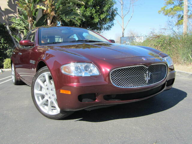 Image 1 of Maserati: Quattroporte…