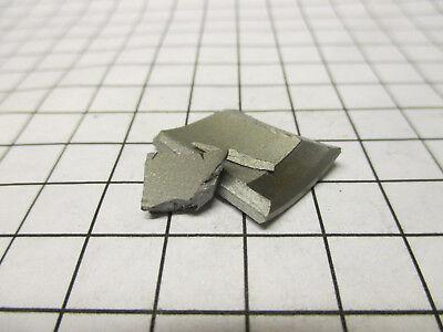 Beryllium Metal Element Sample 2 Grams Broken Chunks 99.9%  - Periodic Table