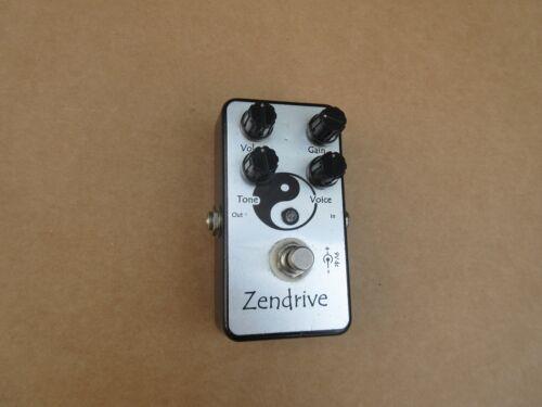 Hermida Audio Zendrive -Original - Hand built & Signed by Alfonso Hermida