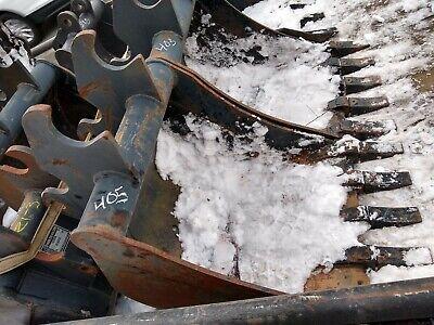 Heavy Duty 24 Kubota Quick Attach Digging Bucket Excavator Kx 161 U45