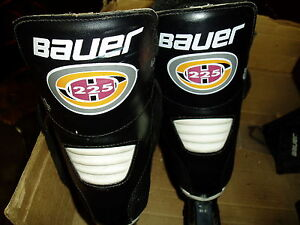 Bauer 225 Roller Blades and Bauer wrist protectors